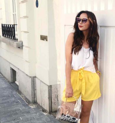 Dé zomerkleur? Ga voor geel!