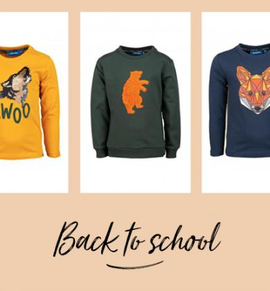 Back to school outfit: 4 trends om mee te stralen