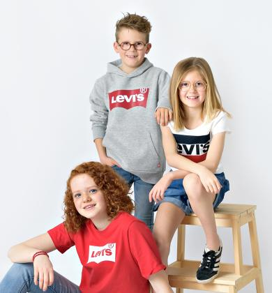 Merk in de kijker: Levi's kids