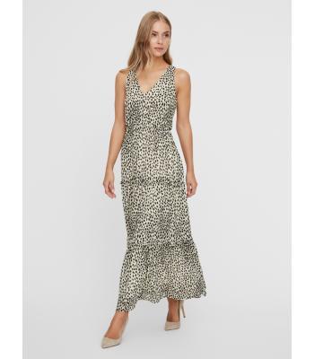 Vero Moda Dames jurk Ecru