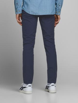 Jack & Jones Heren broek Blauw