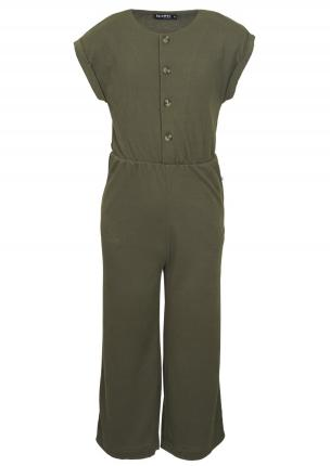 Someone Kids Jumpsuit Groen