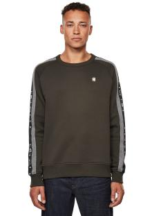 G-Star Heren sweater Groen