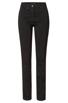 Toni dress Dames broek Zwart
