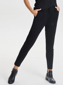 ONLY Dames broek Zwart chino