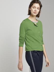 Tom Tailor Dames vest Groen