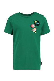 CKS Kids t-shirt Groen korte mouw