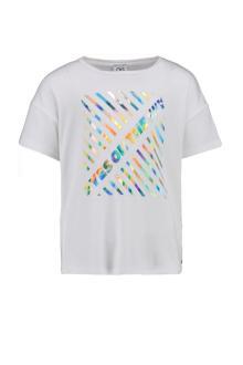 CKS Kids t-shirt Ecru korte mouw