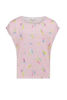 CKS Kids t-shirt Roze korte mouw