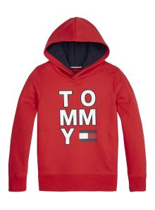Tommy Hilfiger Kids sweater Rood