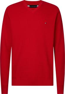 Tommy Hilfiger Heren pull Rood