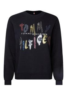 Tommy Hilfiger Dames sweater Blauw