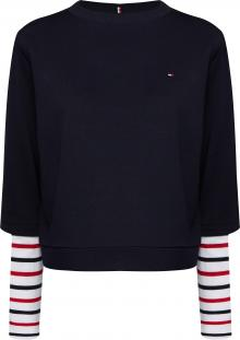 Tommy Hilfiger Dames sweater Blauw