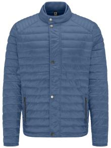 Fynch-Hatton Heren blouson Blauw