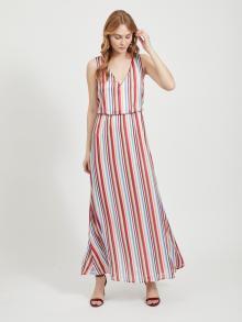 Vila Dames jurk Wit