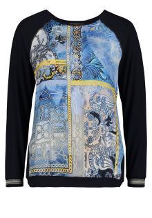 Betty Barclay Dames t-shirt Blauw lange mouw