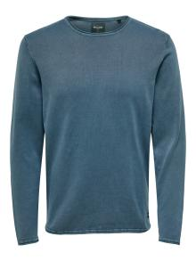 Only & Sons Heren pull Blauw