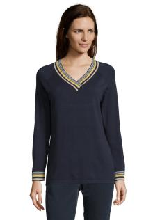 Betty Barclay Dames pull Blauw