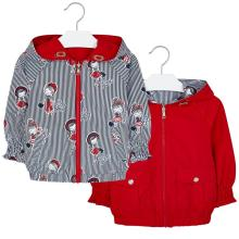 Mayoral Kids anorak Rood