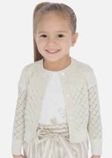 Mayoral Kids vest Beige