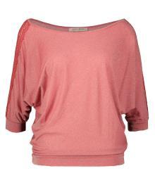 Amélie&Amélie Dames t-shirt Roze korte mouw
