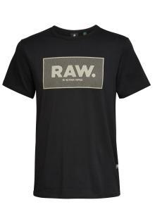G-Star Heren t-shirt Zwart korte mouw