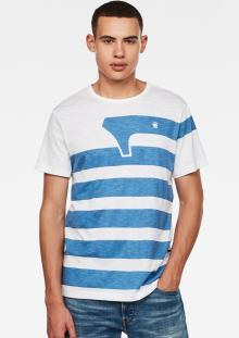 G-Star Heren t-shirt Wit korte mouw
