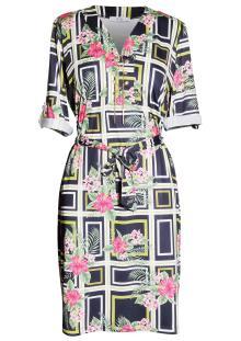 Vila Joy Dames jurk Zwart