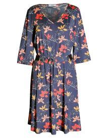 Vila Joy Dames jurk Blauw