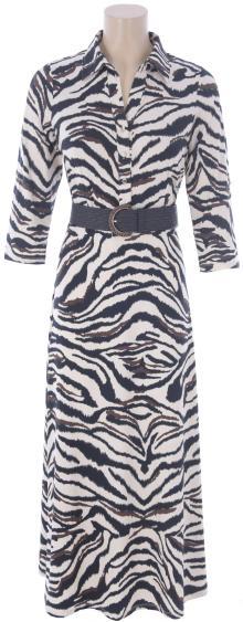 K-design Dames jurk Zwart