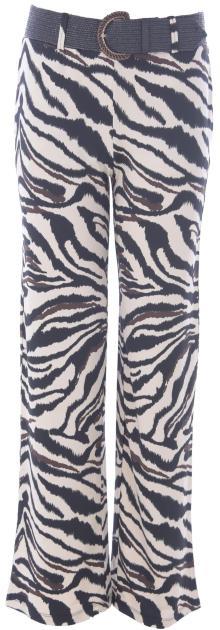 K-design Dames broek Zwart