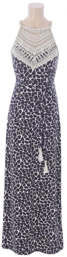 K-design Dames jurk Beige