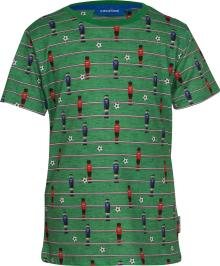 Someone Kids t-shirt Groen korte mouw