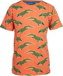 Someone Kids t-shirt Oranje korte mouw