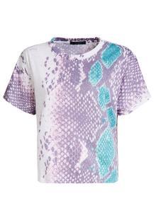GUESS Dames t-shirt Roze korte mouw