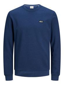 Jack & Jones Heren sweater Blauw