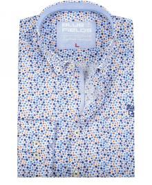 Bluefields Heren hemd Wit lange mouw