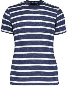 Bluefields Heren t-shirt Blauw korte mouw