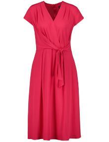 Taifun Dames jurk Rood
