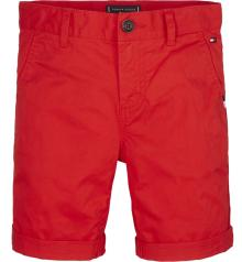 Tommy Hilfiger Kids short Rood