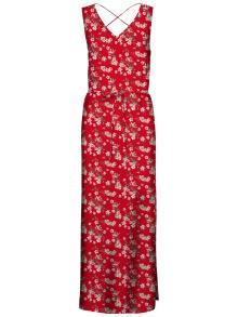 Vero Moda Dames jurk Rood