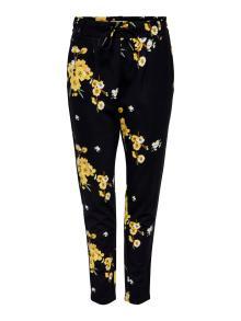 ONLY Dames broek Zwart