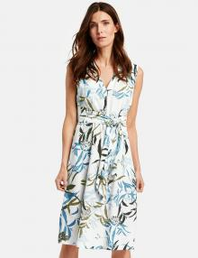 Gerry Weber Dames jurk Wit