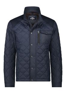 State of Art Heren blouson Blauw