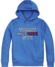 Tommy Hilfiger Kids sweater Blauw