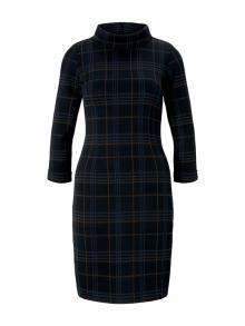 Tom Tailor Dames jurk Blauw
