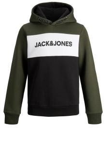 Jack & Jones Junior Kids sweater Groen