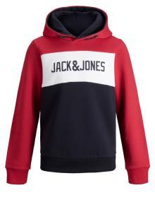 Jack & Jones Junior Kids sweater Rood