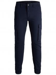 Jack & Jones Junior Kids broek Blauw