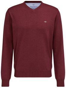 Fynch-Hatton Heren pull Bordeaux